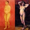 Picasso et cézanne