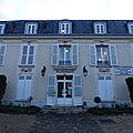 Visite du musée de montgeron par michèle juret ,conservatrice ...