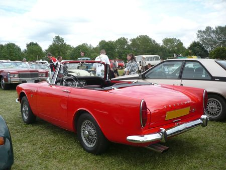 SUNBEAM Alpine Series V roadster Madine (2)