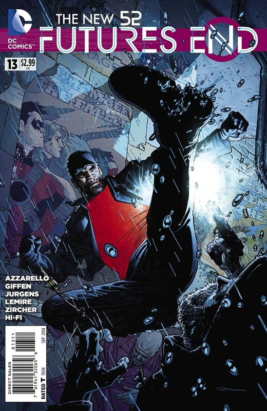 new 52 futures end 13