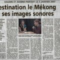 article paru le lundi 18 decembre 2006