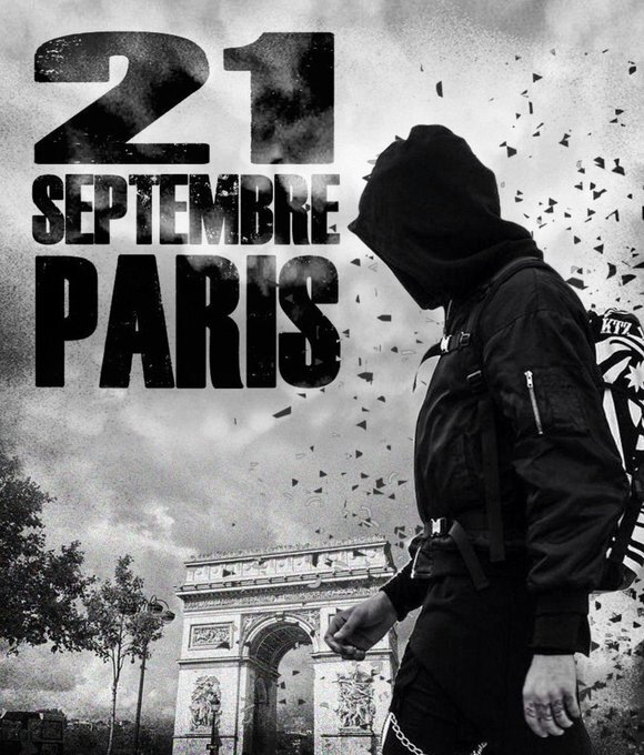 21 sept Paris