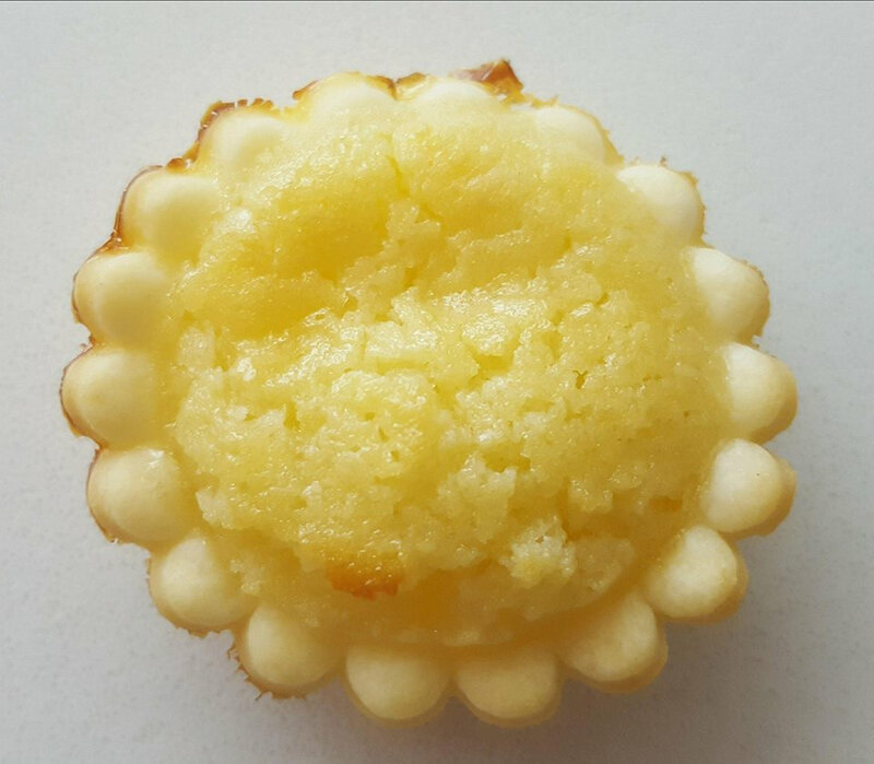 tartelettes citron amande 2