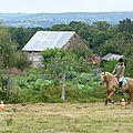 Jeux équestres manchots - parcours de pleine nature après-midi (147)