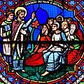 La paraclèse avant saint jean d'après 1 cor 12, 28 ; rm 15, 4-5 ; 1 cor 14 ; 2 cor 1, 3-7 ; ac 2, 40 ; etc