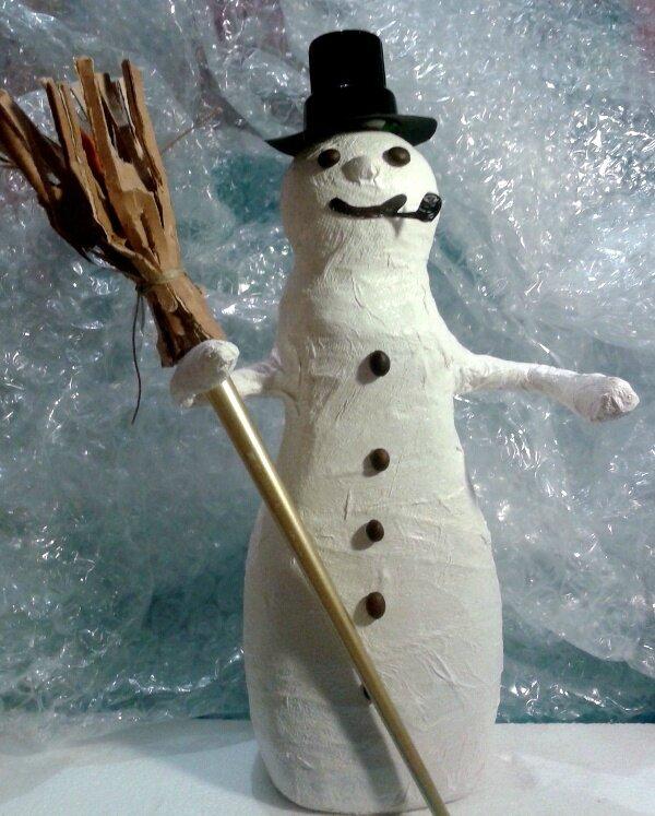 140_Noël et Nouvel an_Bonhomme de neige (86)