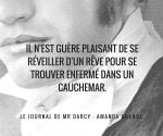 Audible Journal de Mr Darcy