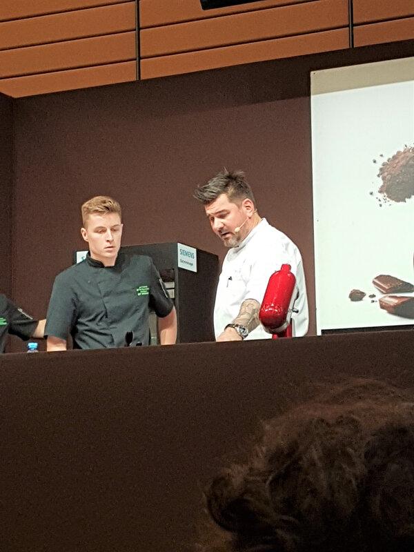 chez cathytutu salon du chocolat 2019 lyon sebastien bouillet pastry show 333