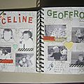 Album Céline & Geo pages 1-2