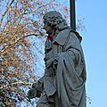 Statue de Pierre-Paul Riquet