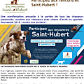Saint hubert 2018