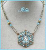 collier inspiration turquoise bronze 2