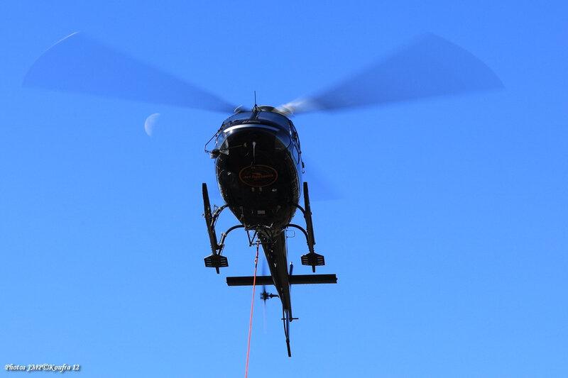 Photos JMP©Koufra 12 - La Couvertoirade - Hélicoptère - 26022019 - 0751