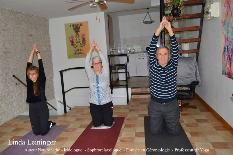 Linda Leininger Naturopathe - Linda Leininger Professeur de Yoga -----e