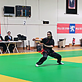 LISE KUNG FU Tradi - Médaille d'Argent