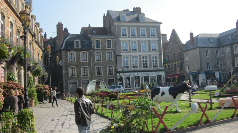 place Godefroy de Bouillon