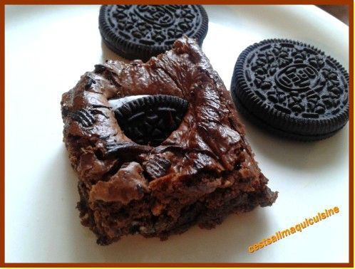Brownies Oreo® de Salima