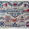 Broderie Ouvrages 1