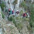 Tour des rochers de laval 1050 m - vercors