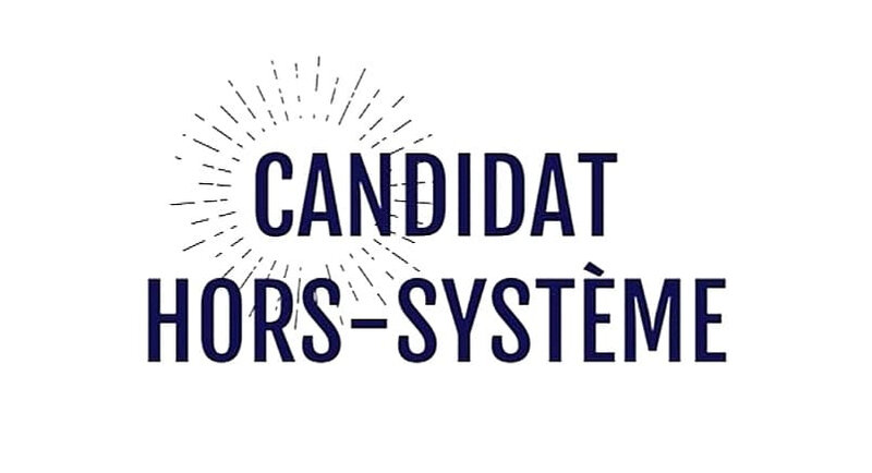 CANDIDAT HORS SYSTEME