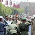 الملك محمد السادس القائد الأعلي للقوات المسلحة الملكية