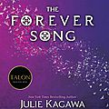 [cover reveal] the forever song | blood of eden #3