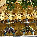BANGKOK_Palais Imperial statue