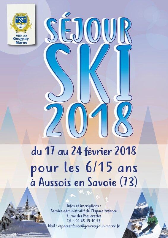A3 sejours ski