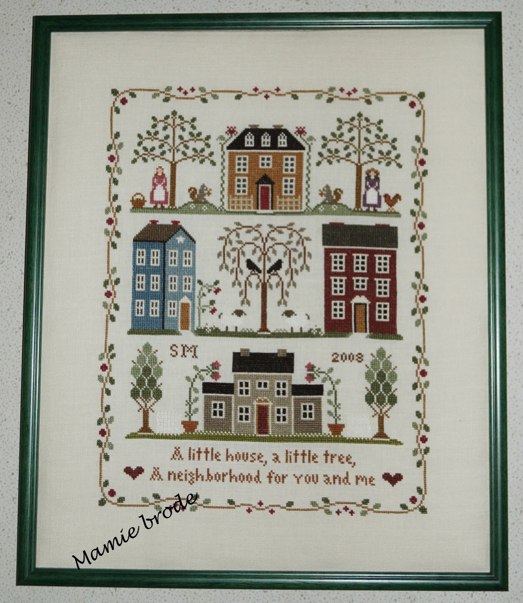 22) Little House Needleworks