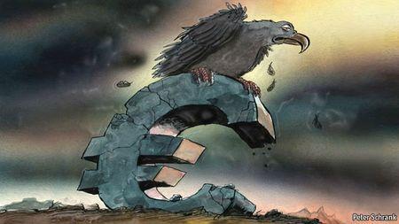 Euro vautour