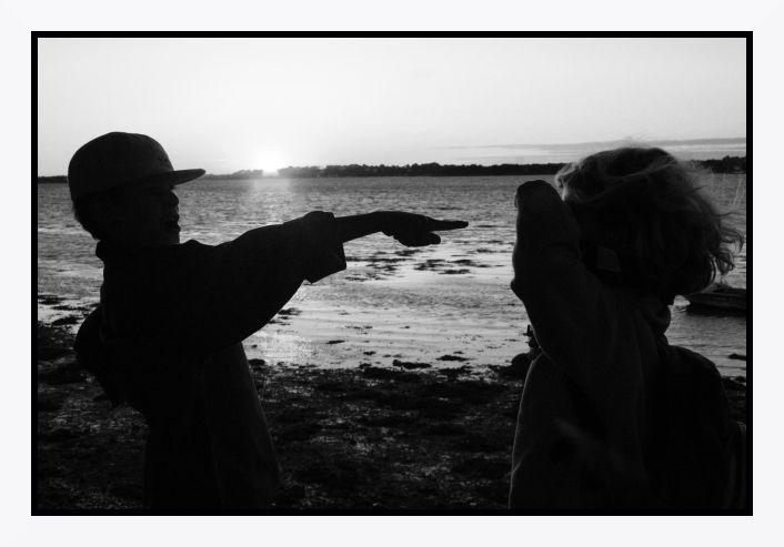 Arz coucher de soleil h&m juillet 2008