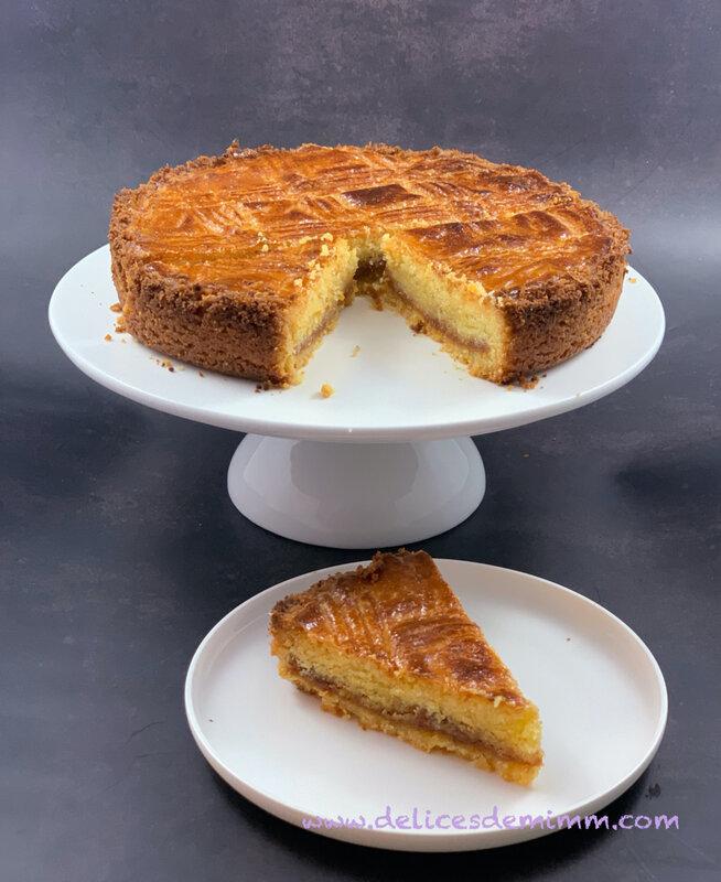 Le gâteau breton au caramel au beurre salé 4