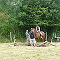 Jeux équestres manchots - parcours de pleine nature après-midi (344)