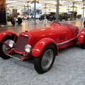 Maserati type 2000 biplace sport de 1930 (Cité de l'Automobile Collection Schlumpf à Mulhouse) 01