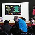 2011-2012, le Noël de l'école de rugby, 17 décembre 2011