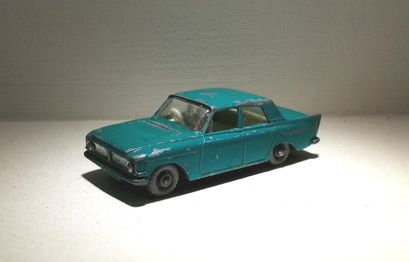 Ford zephyr 6 (Matchbox)