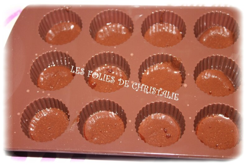 Bouchées 3 chocolats 4