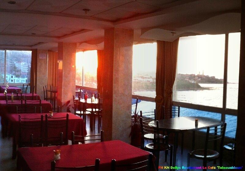 Dellys, Restaurant Le Café Talaoualdoun,