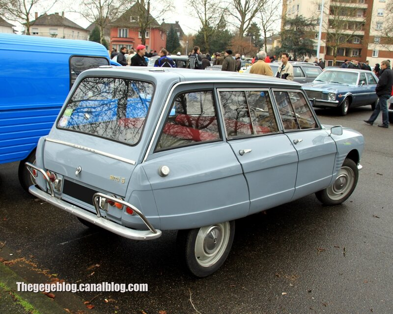 Citroen ami 6 break (Retrorencard fevrier 2014) 02