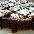 Brownies chocolat-amandes qui déchire !
