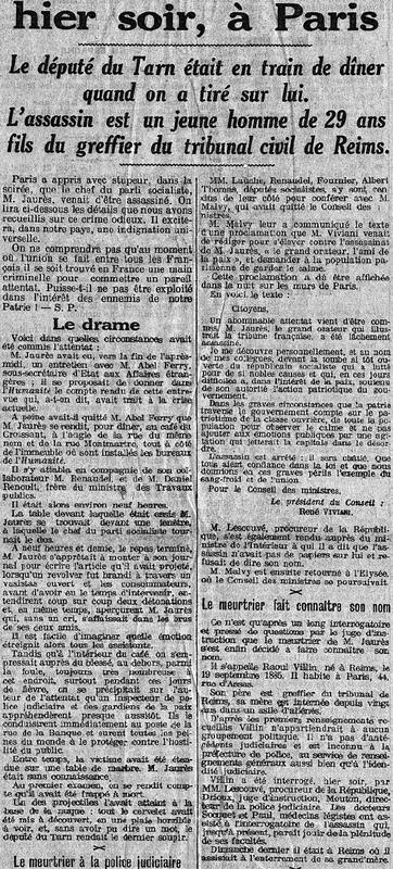Le Petit Journal Jaurès1