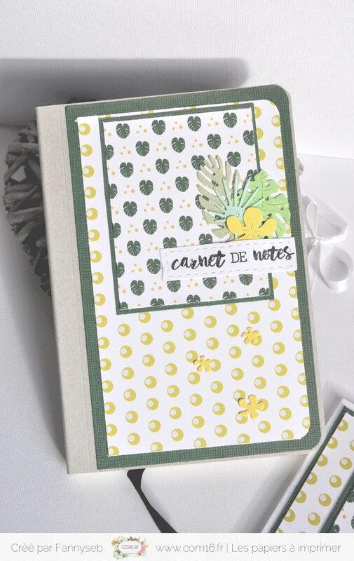 carte et carnet de notes fannyseb 3 challenge 3 COM16