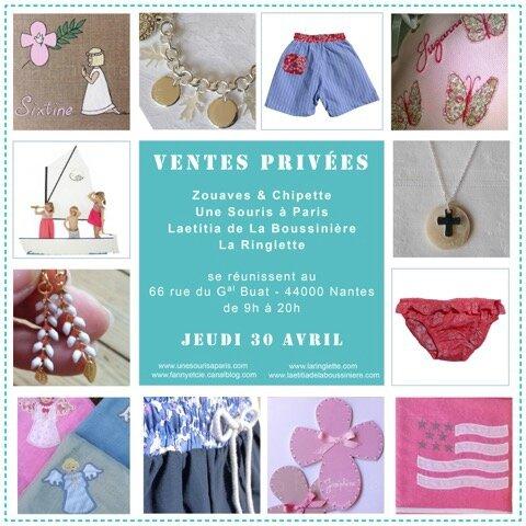 Vente à Nantes