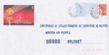Prêt à poster Eurockéennes 1999 bis CCTB