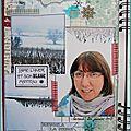 Project life : deux nouvelles pages