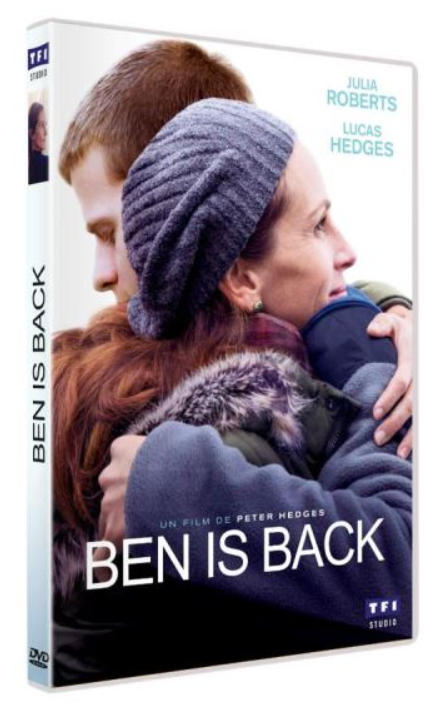 dvd ben is back