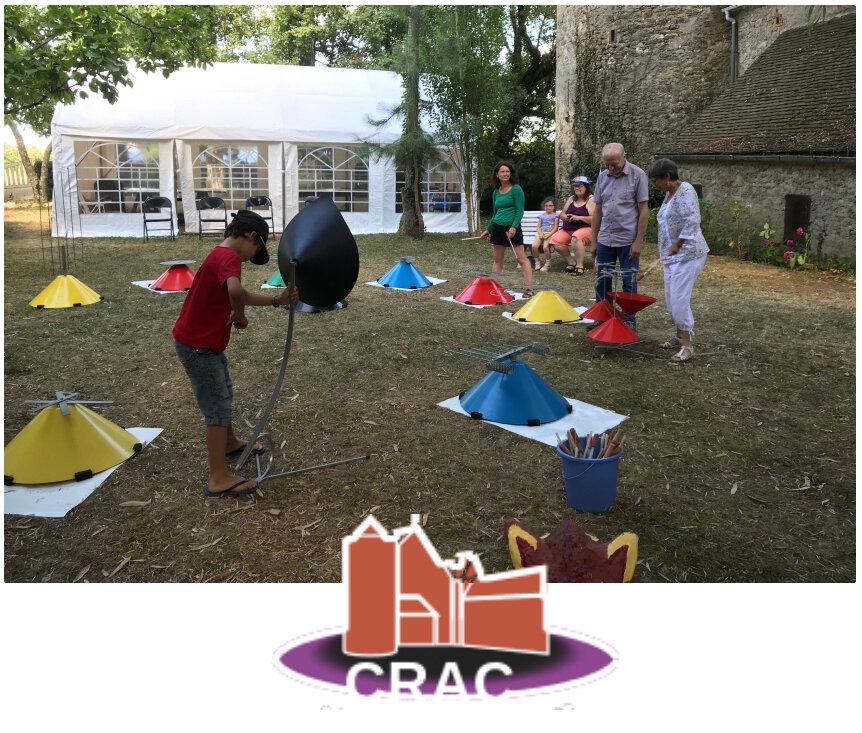 Hier au CRAC, découverte pour toutes les générations !