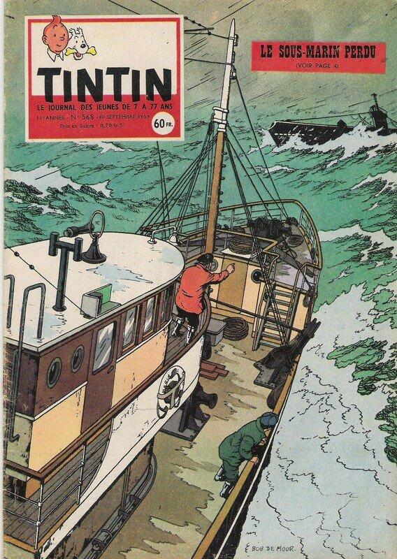 1959 - Le sous-marin perdu