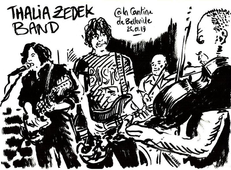 Thalia_Zedek_Band