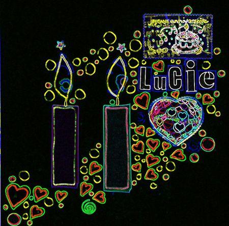 Lucie11anscontours lumineux